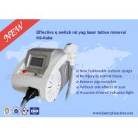 Wholesale Q switched 1064nm 532nm ND YAG laser tattoo removal pigment removal machine from china suppliers