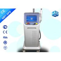 Wholesale 1064nm / 532nm Q Switched ND YAG Laser For Tattoo Removal , Picosecond Aesthetic Laser from china suppliers