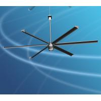 China Big Wind Industrial Size Ceiling Fans 16ft Large Diameter For Warehouse on sale
