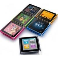 Wholesale Generation 6th MP4 player from china suppliers