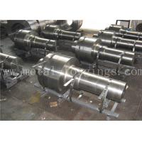 Wholesale 50kg - 15 Ton Hot Forged Shaft Max Length 5000 mm ABS DNV BV RINA KR LR GL NK Certificated from china suppliers