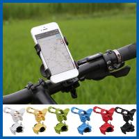 Wholesale Black Metal Handlebar Phone Accessory Mount Holder For Motorcycle Bicycle from china suppliers