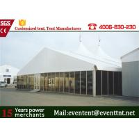 Wholesale Large A Frame Tent Party Tent Aluminum Frame Material With Floor System SGS from china suppliers