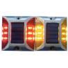 Buy cheap warning light aluminium reflector road stud from wholesalers