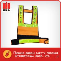 Wholesale SLJ-LA07  REFLECTING VEST (SAFETY VEST) from china suppliers
