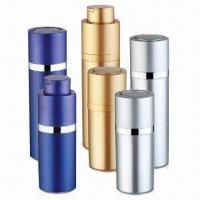Wholesale Cosmetic Airless Bottle for Skin Care Cream, Various Colors are Available, OEM Orders are Welcome from china suppliers