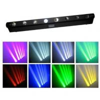 Wholesale 8 Eyes 10w Rgbw 4in1 Led Beam Moving Head Light /  Disco Lights Or For Stage Show from china suppliers