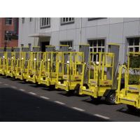 Wholesale 200kg Rated Load Hydraulic Elevating Platform 10 Meter Trailer Mounted Lift from china suppliers