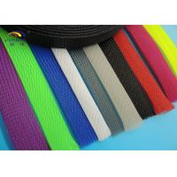 Wholesale Anti - brasive PET Expandable braided Sleeving For cable protection from china suppliers