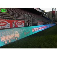 Wholesale P10 Outdoor Giant Soccer Football Stadium Perimeter LED Display Boards from china suppliers