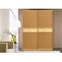 Wholesale Built In Double Fitted Sliding Door Wardrobes With Shutter Doors Coloured from china suppliers