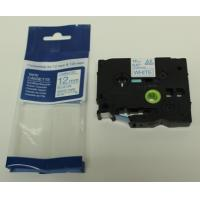 Wholesale 12mm*8m Blue on White Label Cassettes for Brother TZ-233/TZe-233 from china suppliers