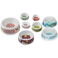 Wholesale Pet Style Melamine Dog Cat Bowl Washable Lightweight Food Grade from china suppliers