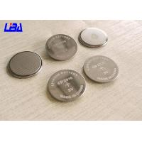 Wholesale 3V CR2016 Lithium Coin Type Batteries Light Weight Non Rechargeable from china suppliers