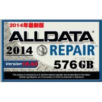 Wholesale 576G Alldata 10.53 Car Repair Information Software / Auto Diagnostics Software from china suppliers