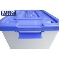 Quality Large Capacity Plastic Storage Boxes Power And Politics Ballot Box  for Voting for sale