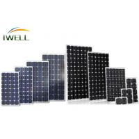Buy cheap Low Iron SPP260W To 300W Poly Solar Power Panels For Home Solar System from wholesalers