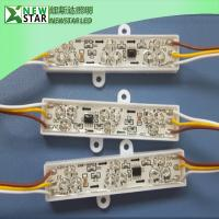 Wholesale 9 smd rgb full color led module with IC from china suppliers