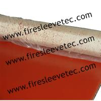 Wholesale 96 oz Silicone coated fiberglass heat resistant cloth from china suppliers
