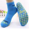 Amazing Kids & Adults Anti Friction Bounce Yoga Socks Amusement Park Non Slip Trampoline Socks for sale