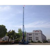 Wholesale Big Torque Underground Drill Rigs 20m Assistant Tower Hydraulic Chuck Anchor Drill Rig Machine from china suppliers