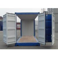 Wholesale Two Sides Open Modified Shipping Containers Movable Storage Containers For Working Space from china suppliers