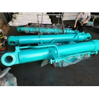 Wholesale sk460 boom hydraulic cylinder Kobelco machine parts heavy duty spare parts construction machine parts from china suppliers