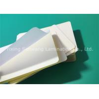Wholesale Sticky Back Laminating Film A7 , 80 Micron Laminating Pouches ID Card Size from china suppliers