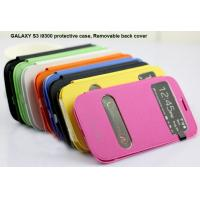 Wholesale GALAXY S3 case, samsung s3 case for I9300,   samsung s3 leather case from china suppliers