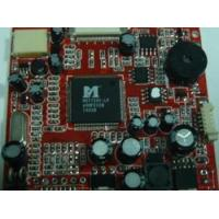 Buy cheap Red PCB SMT Assembly Laser Drilling Immersion Gold With Flying Probe Test from wholesalers