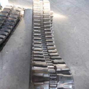 Buy cheap Excavator Rubber Tracks 300*52.5*84W for Excavator Kubota U35 from wholesalers