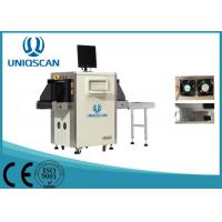 Wholesale L Shaped Array Detector X Ray Baggage Inspection System SF5030A Bag Scanner Machine from china suppliers
