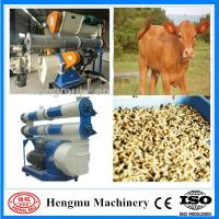 China CE certification reasonable price poultry feed pellet mill for sale on sale