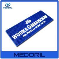 Wholesale Customized logo bar drink mats / bar counter mat for promotion from china suppliers