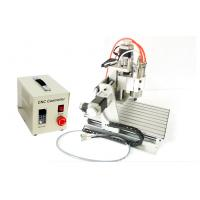 Wholesale Water Cooled Spindle Mini CNC Router Engraving Machine 800w 3 Axis from china suppliers