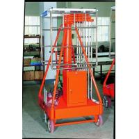 Quality Telescopic Cylindrical Hydraulic Work Platform With 10m Maximum Platform Height for sale