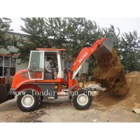 Buy cheap 4 wheel drive wheel loader with 0.7 m3 bucket capacity from wholesalers