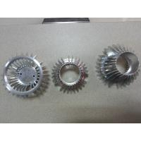 Wholesale CNC Machined 6351-T6 Aluminum Heat Sink Precision Machined Components from china suppliers