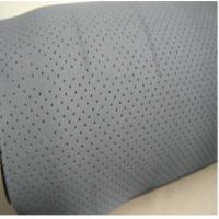 Wholesale White Neoprene Rubber Sheet , Breathable Oil Resistant Rubber from china suppliers