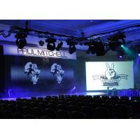 Wholesale Full Color Flexible P6 P5 P4 Indoor LED Video Curtain p6mm Display from china suppliers