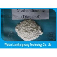 Wholesale White 99% Oral Bodybuilding Anabolic Steroids Dianabol / Metandienone for Improving Strength 72-63-9 from china suppliers
