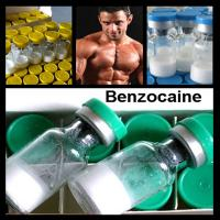 Wholesale Medical Raw Materials Anesthetic Anodyne , Benzocaine White Powder CAS 94-09-7 from china suppliers