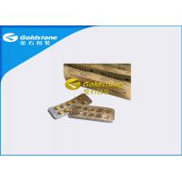 Wholesale Long Shelf Life Pharmaceutical Drugs Blister Foil Packaging Multi Structure Eco Friendly from china suppliers