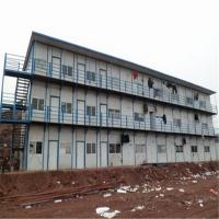 Wholesale Three Layers Prefabricated House at Construction Site from china suppliers
