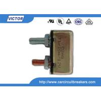 Wholesale Low Voltage 2V DC 50A Car Circuit Breaker / Single Pole Circuit Breaker from china suppliers