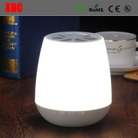 Wholesale Newest Egg Shape Factory Price Cheap Bluetooth Speaker With 16 Color Changing LED from china suppliers