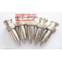 Wholesale Coaxial Adapter Coaxial Adaptor BNC Male Plug To RCA Male Plug Connector / BNCM.RCAM.01 from china suppliers