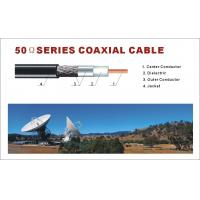Quality Underground CATV Digital Audio Coaxial Cable With Close Circuit Television Cable for sale