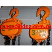 Wholesale CE&GS APPROVAL HS-VT type vital  manual  chain hoist CHINA MANUFACTURER from china suppliers
