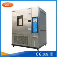 Wholesale -70C~200C Programmable Environmental Test Chamber / Temperature And Humidity Chamber from china suppliers
